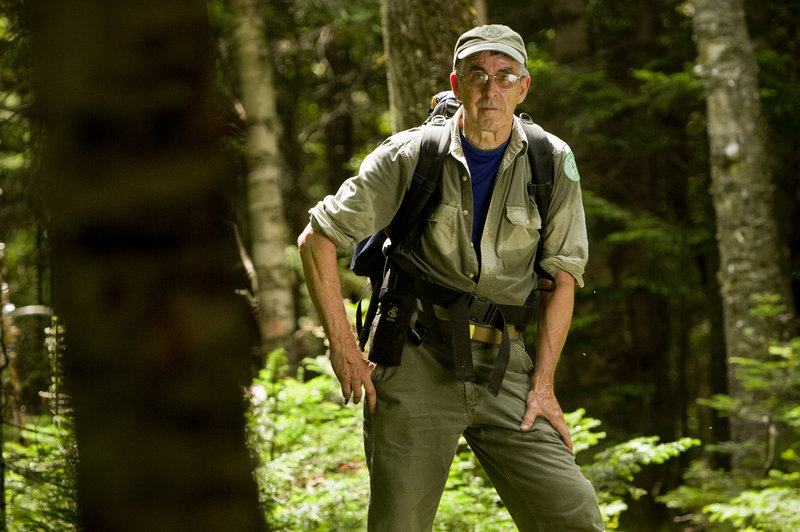 Maine Appalachian Trail Club President David Field can take his rightful place alongside the late Myron Avery in the hiking annals for the decades of work he's done in rerouting the Pine Tree State's branch of the 2,200-mile path that connects 14 states.