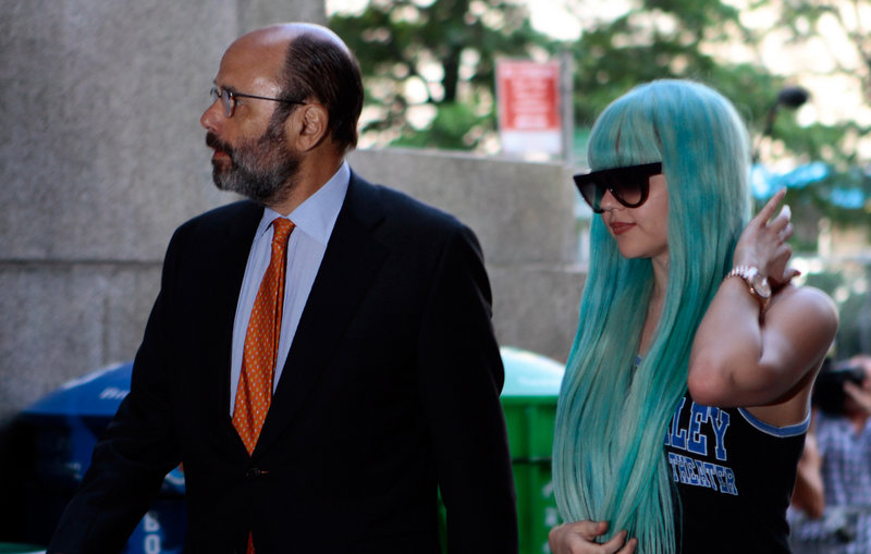 Amanda Bynes, popular a decade ago, is now more known for her run-ins with the law.