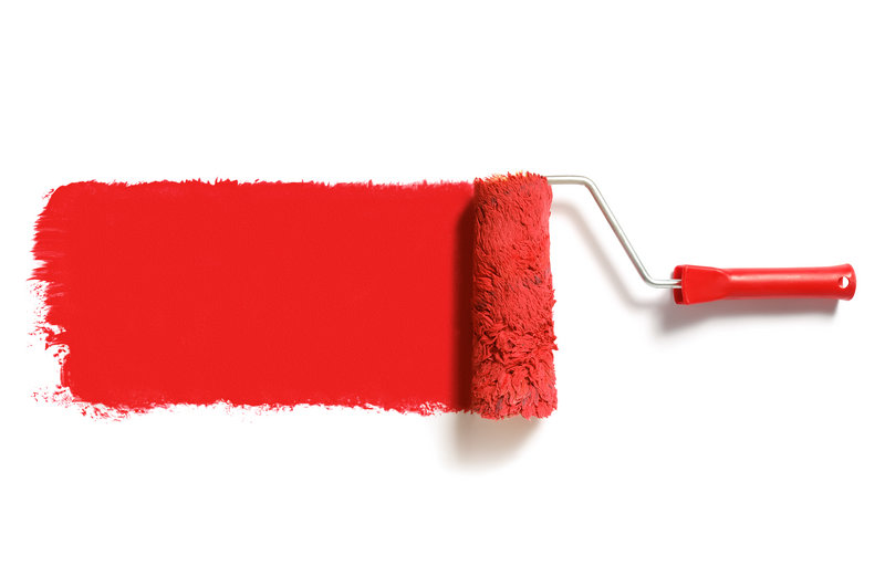 Painting is a lot easier in a cleared room. So before moving in is a great time to tackle those new walls.