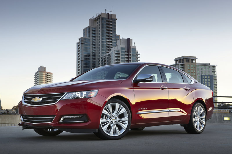 The quality of the 2014 Chevrolet Impala, made by General Motors, surprised testers for Consumer Reports magazine.