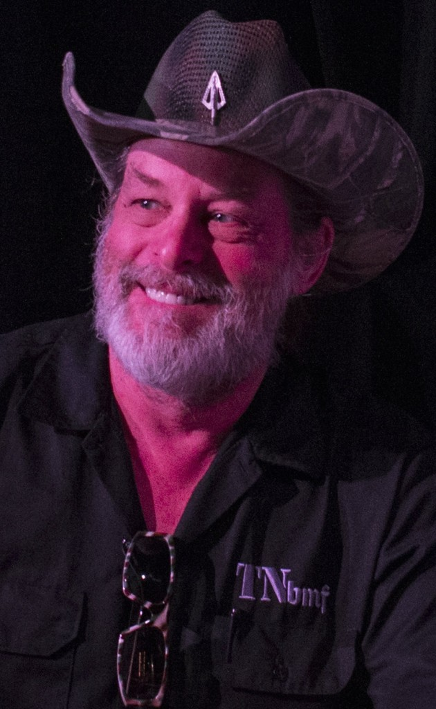 "Ted Nugent called Trayvon Martin a ""gangsta wannabe"" during a podcast on Tuesday."
