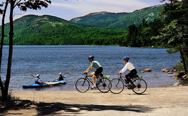 People who come to Maine for the state's pristine natural environment are less likely to vacation here if the number of bad air quality days increases.