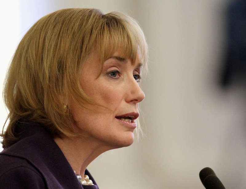 New Hampshire Gov. Maggie Hassan