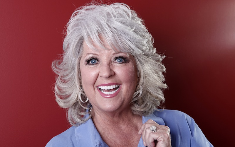 In this Jan. 17, 2012 file photo, celebrity chef Paula Deen poses for a portrait in New York. Lawyers signed a deal Friday, Aug. 23, 2013, to drop a discrimination and sexual harassment lawsuit against Deen, who was dropped by the Food Network and other business partners after she said under oath that she had used racial slurs in the past. (AP Photo/Carlo Allegri, File)