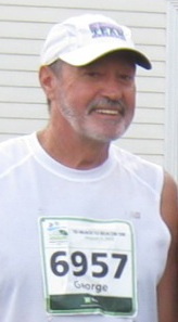 George Mageles of San Jose, Calif., and Pine Point Beach