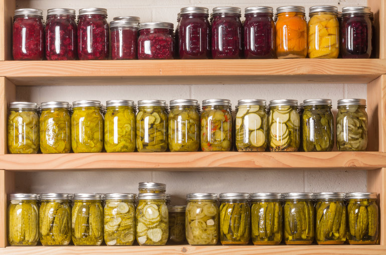"""""""One of the easiest and most popular recipes for first-time canners are jams,"""" says Jessica Piper, a home canning expert with Jarden Home Brands."""