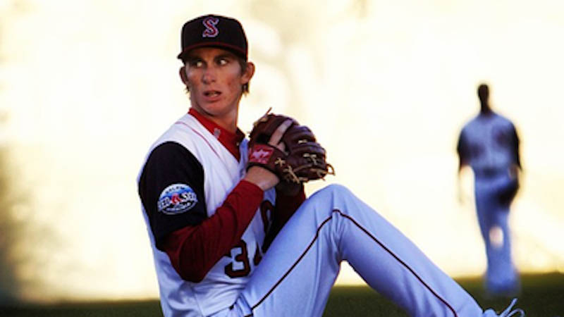 Henry Owens recently had a streak of 19 1/3 hitless innings spanning four starts. He was promoted to the Portland Sea Dogs on Thursday.