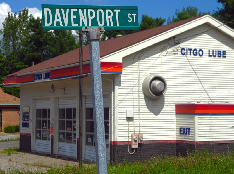 This property at corner of Stone and Davenport streets in Augusta won't become a Dunkin' Donuts.