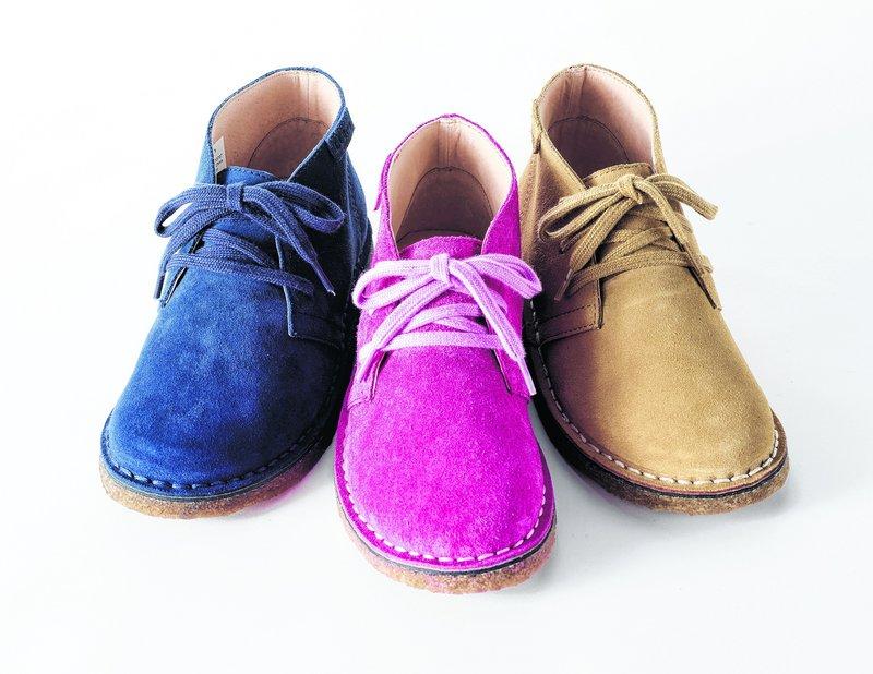 Chukka boots, $49