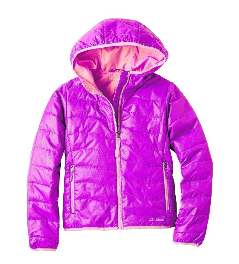 Puff-n-Stuff jacket, $59