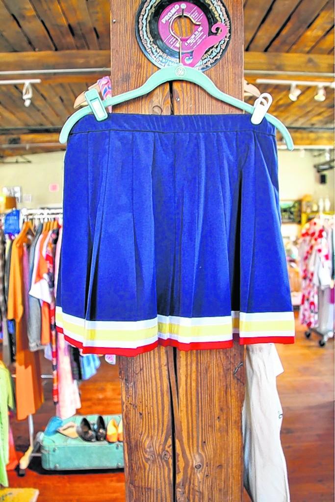 ... skirts ...