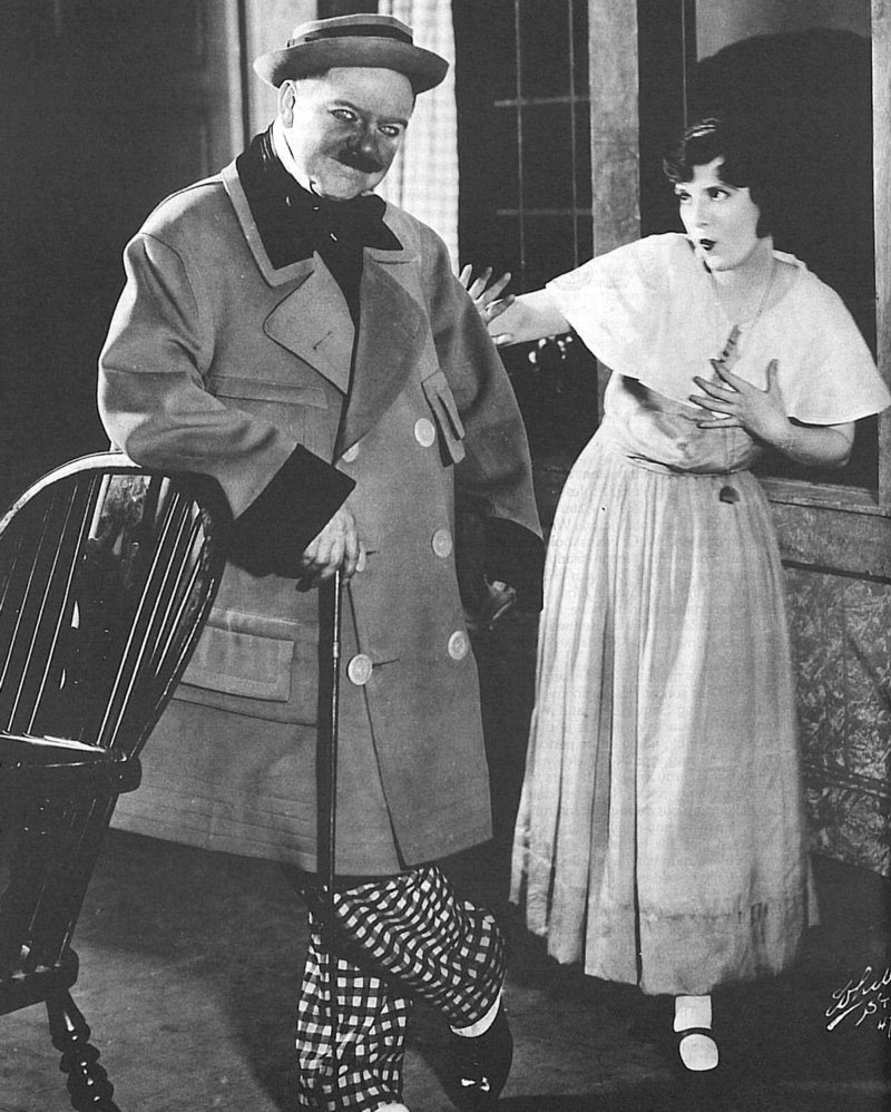 """W.C. Fields stars in """"Sally of the Sawdust,"""" Thursday's silent film with musical accompaniment at Leavitt Theatre in Ogunquit."""