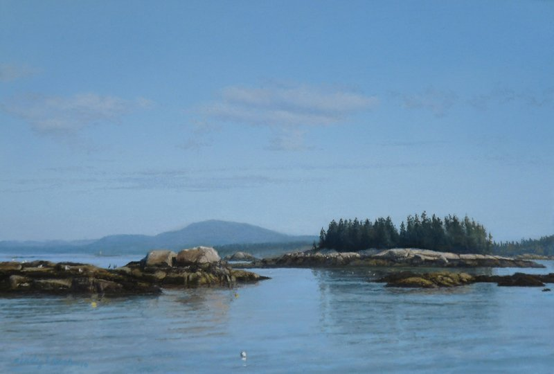 """""""Maine Islands"""" by Cindy House"""