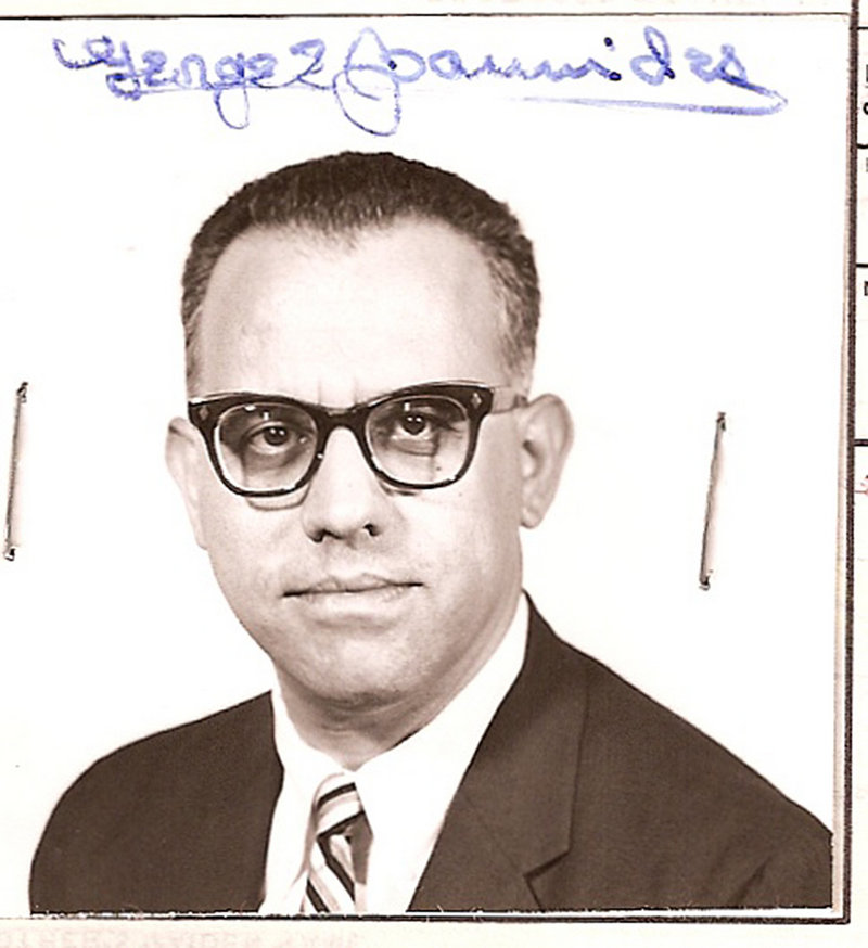 CIA agent George Joannides was case officer for a group involved in a street fracas with Lee Harvey Oswald.