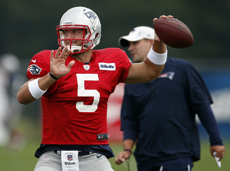 Third-string quarterback Tim Tebow, who survived the cut to a 77-man roster, may get lots of time in the preseason finale at home on Thursday.