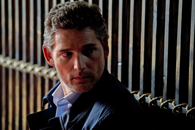 """Eric Bana stars as a London lawyer defending a suspected terrorist bomber in """"Closed Circuit."""""""
