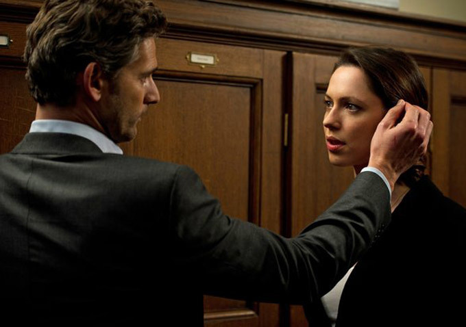 Bana and Rebecca Hall play former lovers caught up in a conspiracy.