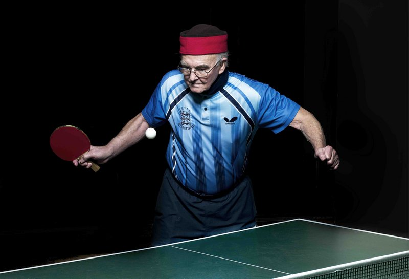 """""""Ping Pong,"""" a documentary about eight players with 703 years among them competing in the Over 80 World Table Tennis Championship, will be screened for free at 7:30 p.m. Thursday at the Portland Public Library."""