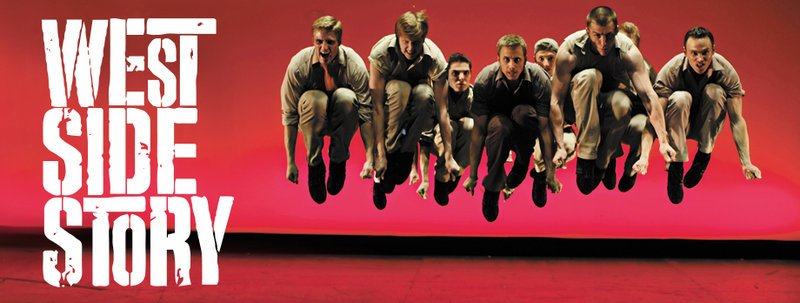 """The Ogunquit Playhouse on Wednesday opens the Broadway classic, """"West Side Story."""" The production continues through Sept. 28."""