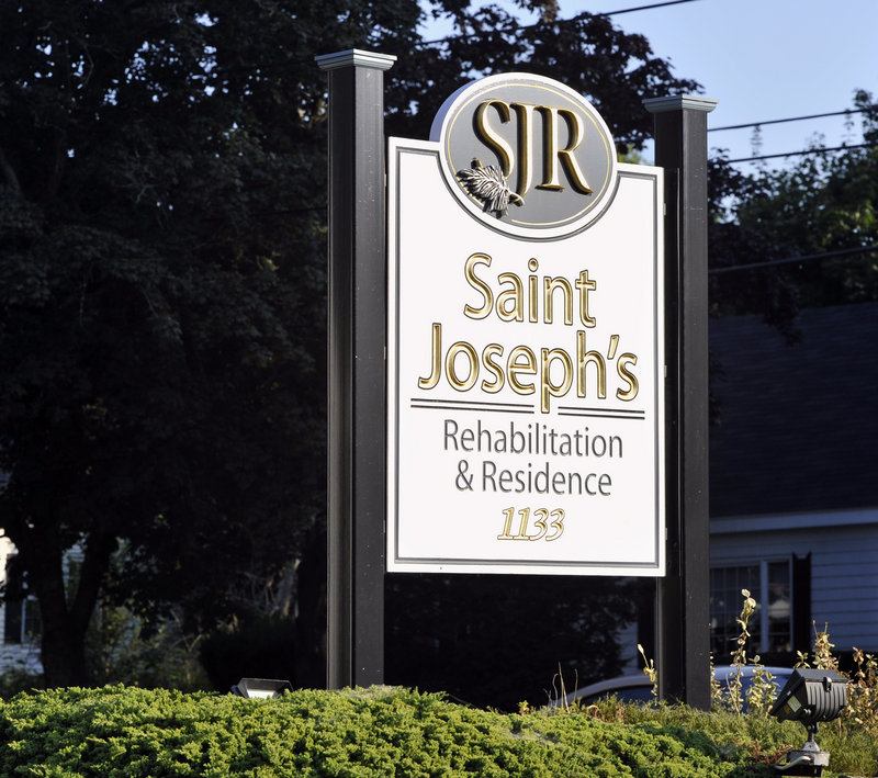 The Roman Catholic Diocese of Portland acknowledged Thursday that the assisted-living unit at St. Joseph's Rehabilitation & Residence will be renovated to attract more private-pay residents and help offset the cost of residents covered by MaineCare.