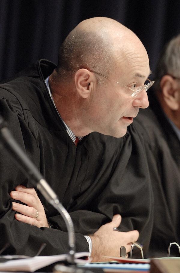 Maine Supreme Court Justice Jon Levy