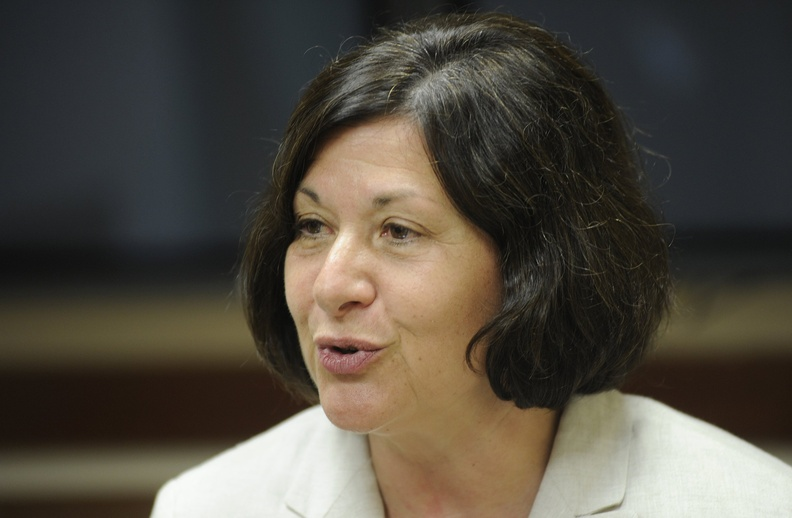 Selma Botman, a former president of the University of Southern Maine, was hired by the University of Maine System to produce a report about recruiting foreign students.