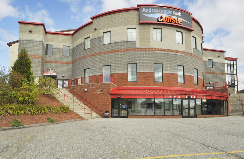 The Portland Pirates will play their entire AHL schedule this season at the Androscoggin Bank Colisee in Lewiston.