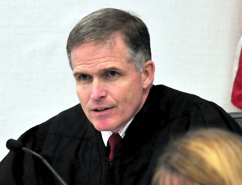 Maine Justice John Nivison has been named to replace a federal judge who will retire in January.