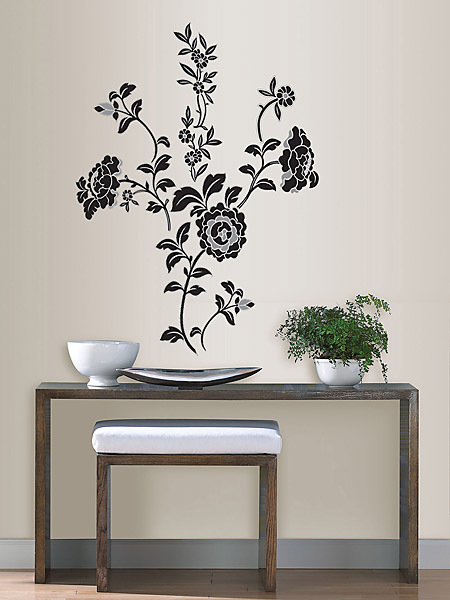 WallPops decals on a wall