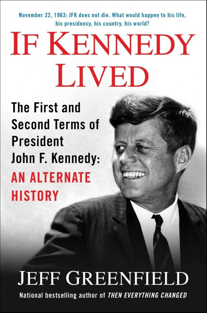 Several books about John F. Kennedy will be out this fall.
