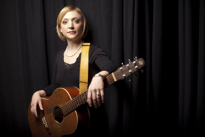 Singer-songwriter Eilen Jewell is at One Longfellow Square in Portland on Sunday.
