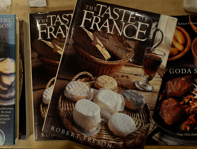 "In addition to his photography, Robert Freson has authored books about fine cuisine. ""The Taste of France"" is still in print, having sold more than 275,000 copies."