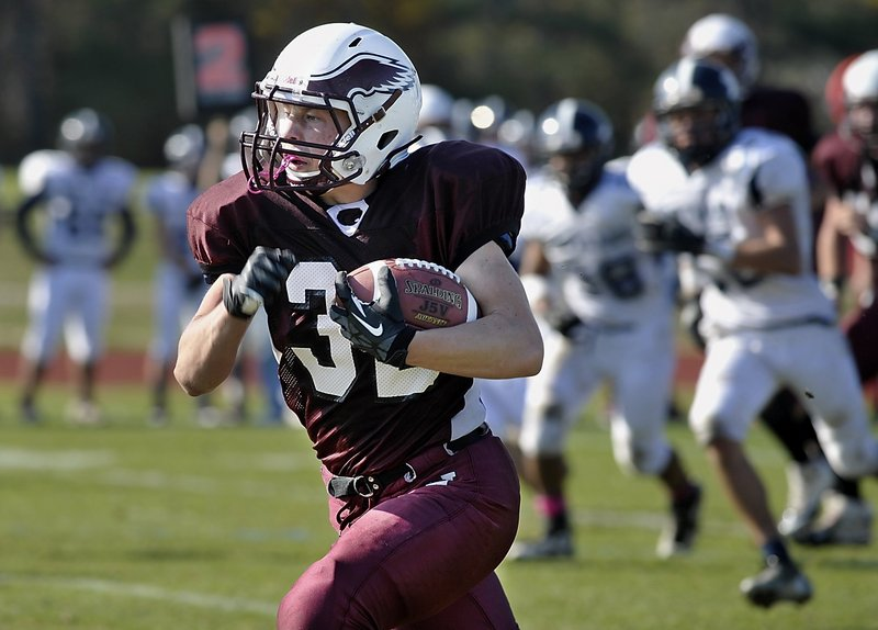 Windham will be disappointed if it fails to reach the Eastern Class A playoffs, and Liam Sullivam will be doing his darndest to make sure the Eagles make a good run.