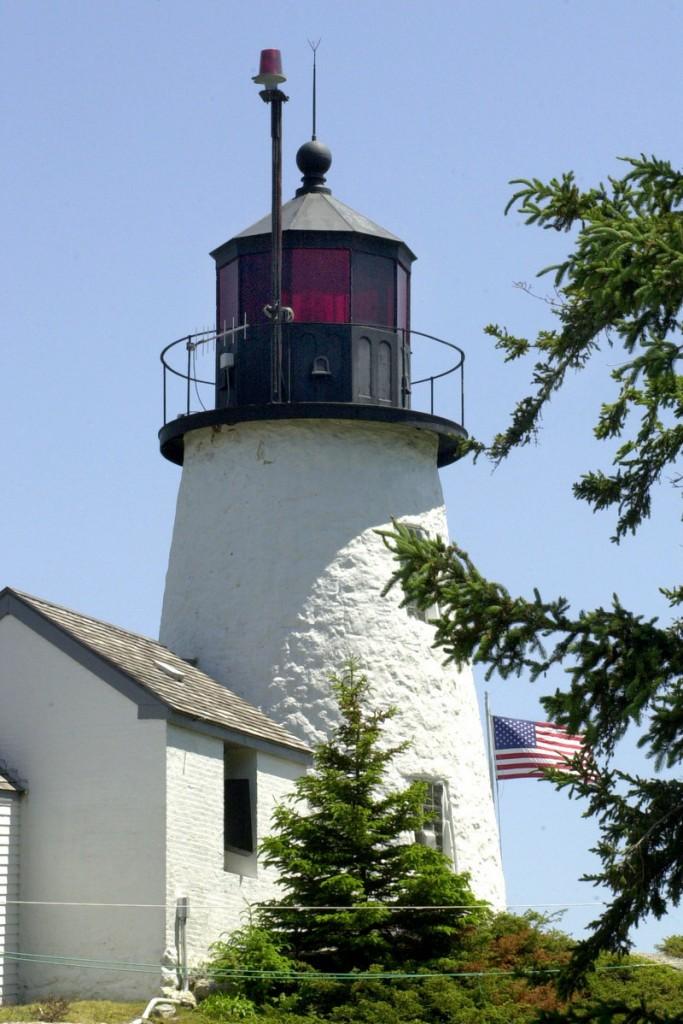 Burnt Island Light Station