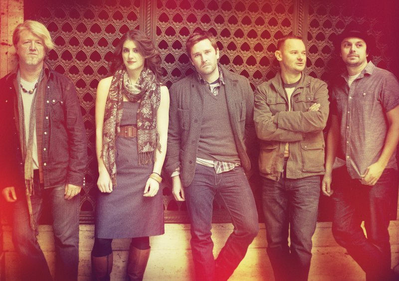 Gaelic Storm is at Stone Mountain Arts Center in Brownfield on Sunday.