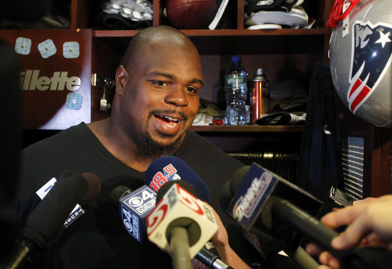 Vince Wilfork said making adjustments during the game will be crucial Thursday for the Pats vs. the Jets.