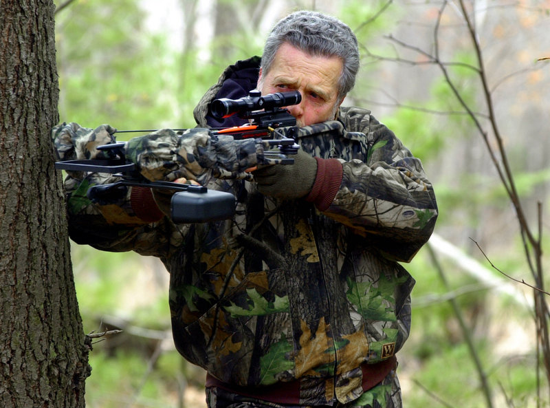 Crossbows are legal during Maine's firearms season, but allowing their use during archery season would almost certainly lead to a significantly higher deer kill that could be detrimental to the herd's overall well-being.