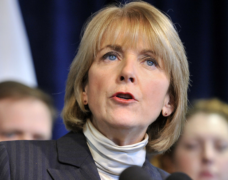 Massachusetts Attorney General Martha Coakley plans to run for governor.