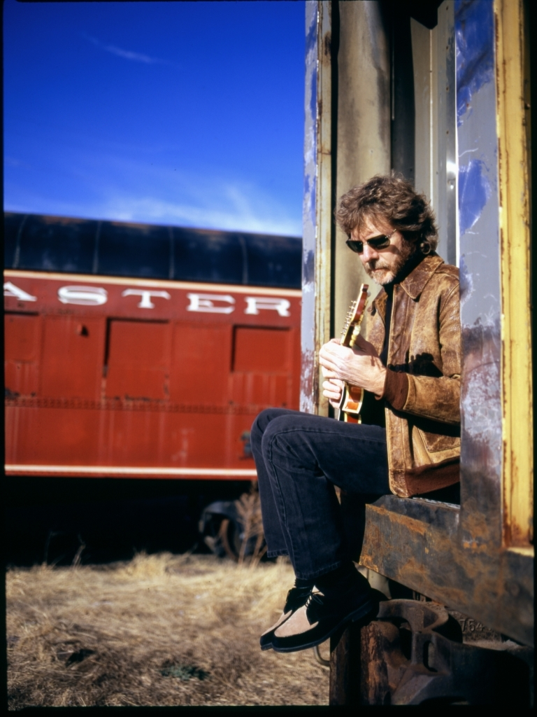 Bluegrass artist Sam Bush is at the Strand Theatre in Rockland on Saturday.