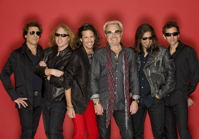 Foreigner is at the State Theatre in Portland on Feb. 18. Tickets go on sale Friday.