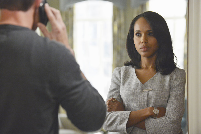 """Kerry Washington (""""Scandal"""") is the predicted winner in the top Drama Series acting categories."""