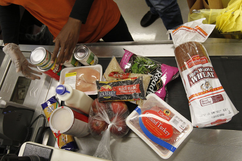 Even if the House passes a bill to reduce the food stamp program that helps 1 in 7 Americans buy groceries, it is not expected to become law because the Senate and the White House oppose major cuts.