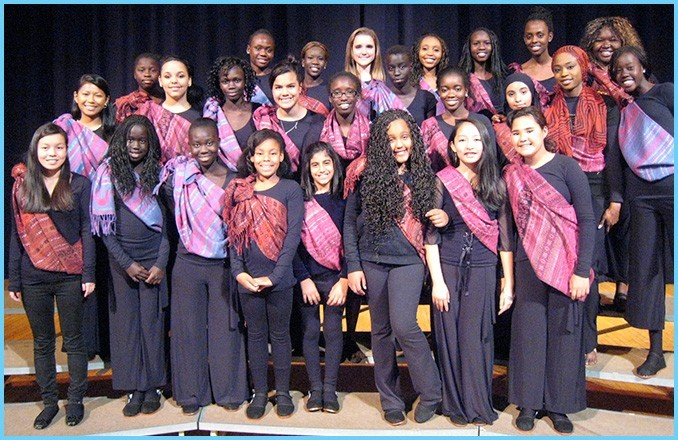 The Pihcintu Multinational Children's Chorus will perform a free concert at 2 p.m. Saturday at the Portland Public Library. See Portland briefs for additional details.