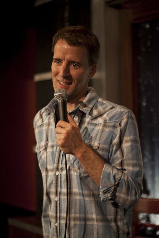 Comedian Juston McKinney will perform a show at Port City Music Hall on Saturday.