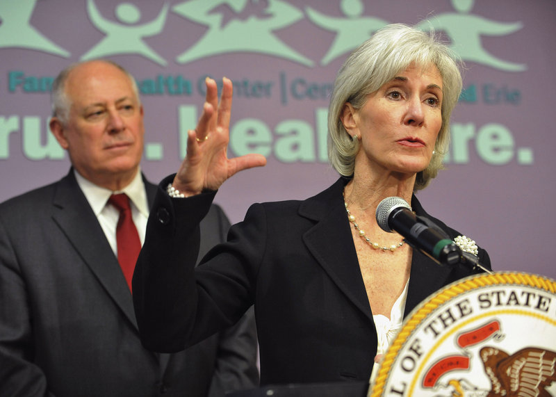 Health and Human Services Secretary Kathleen Sebelius has played a key role in refining provisions of the Affordable Care Act, including oversight of states' insurance marketplaces.