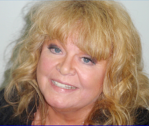 Ogunquit PD photo of Sally Struthers.
