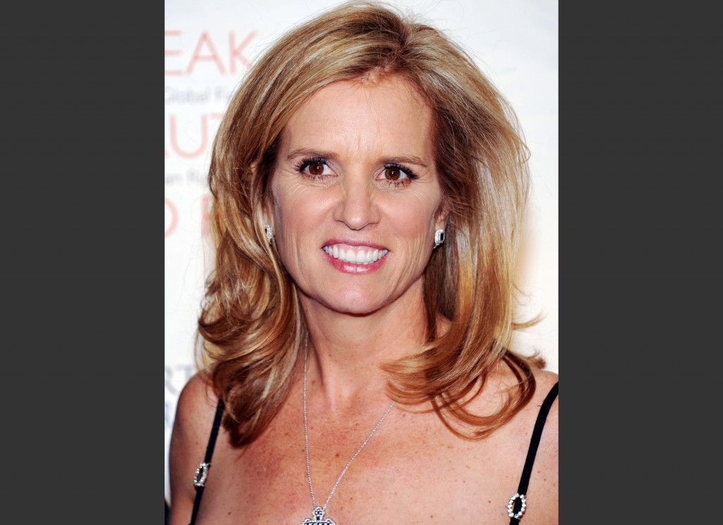 In this November 2012 photo, Kerry Kennedy attends the Robert F. Kennedy Center for Justice and Human Rights 2010 Ripple of Hope Awards Dinner in New York.