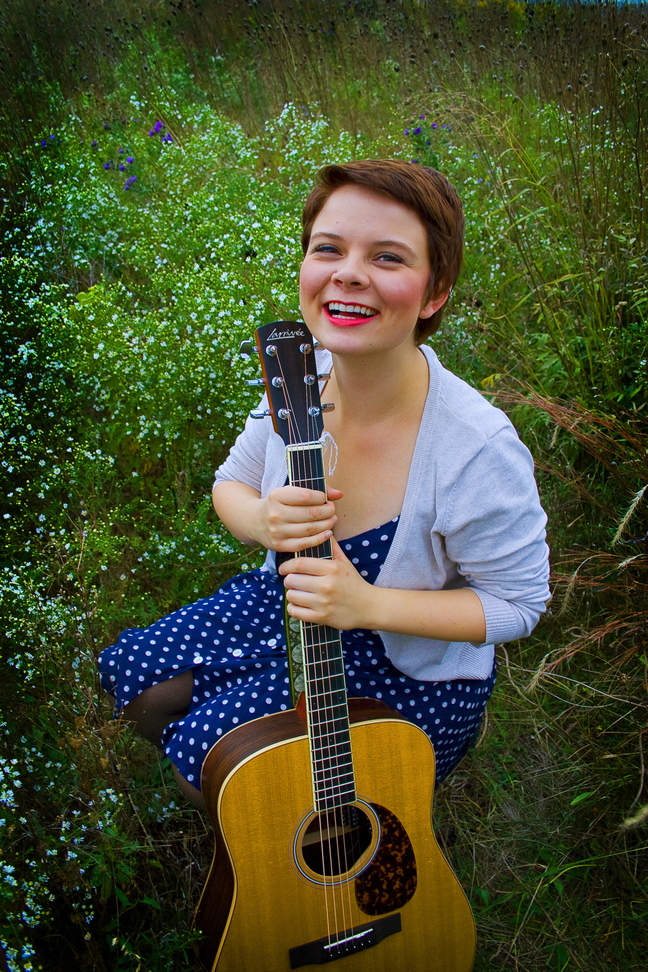 Heather Styka, a Chicago-based singer-songwriter, will perform her soulful song portraits at Andy's Old Port Pub on Monday.