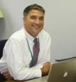 Photo from MSAD 6 website Frank Sherburne, superintendent of MSAD 6 recently released an email to parents with details of his working schedule to combat rumors that he had been put on administrative leave.
