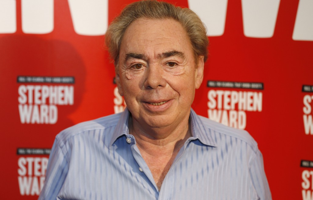 """Andrew Lloyd Webber based his latest musical, """"Stephen Ward,"""" on the real-life """"Profumo affair"""" in 1960s Britain."""